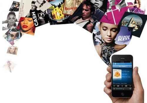layanan streaming musik terbaik