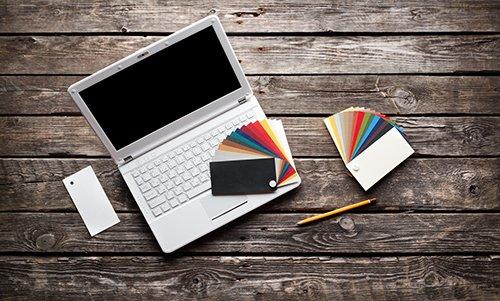 spesifikasi laptop desain grafis