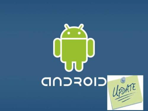 tips update android