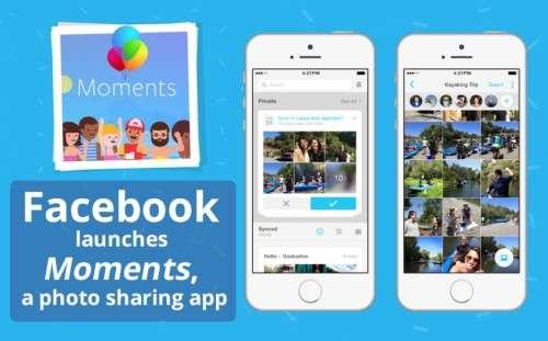 Moments, aplikasi Android terbaik untuk berbagi foto besutan Facebook