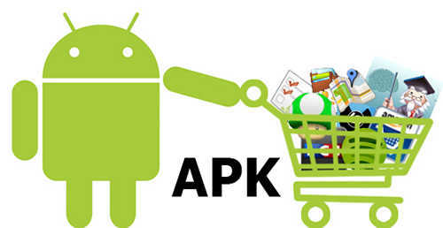 cara download file apk lewat pc