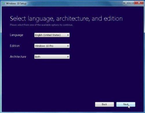 Cara Download File ISO Windows 10 dengan Media Creation Tool