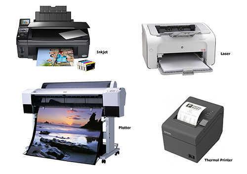 perbedaan printer