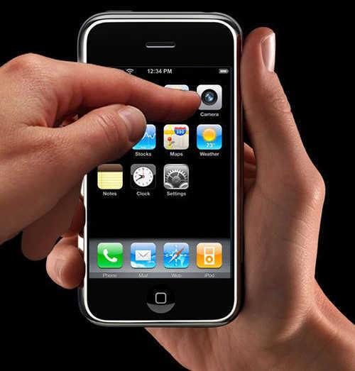 macam teknologi touchscreen smartphone