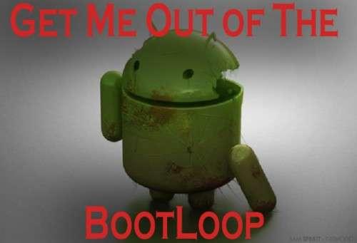 cara atasi bootloop