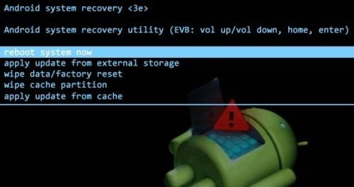 pengertian recovery android