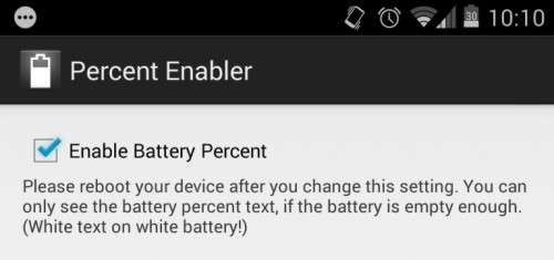 aplikasi battery percent enabler
