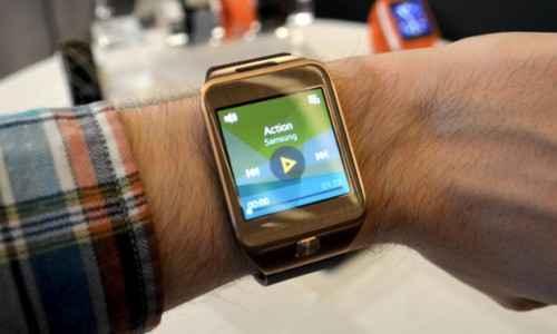pemutar lagu smartwatch
