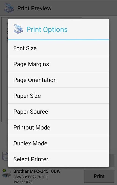 langkah ke tiga Cara Mencetak Dokumen atau Gambar Dari Hp Android dengan USB OTG (3)