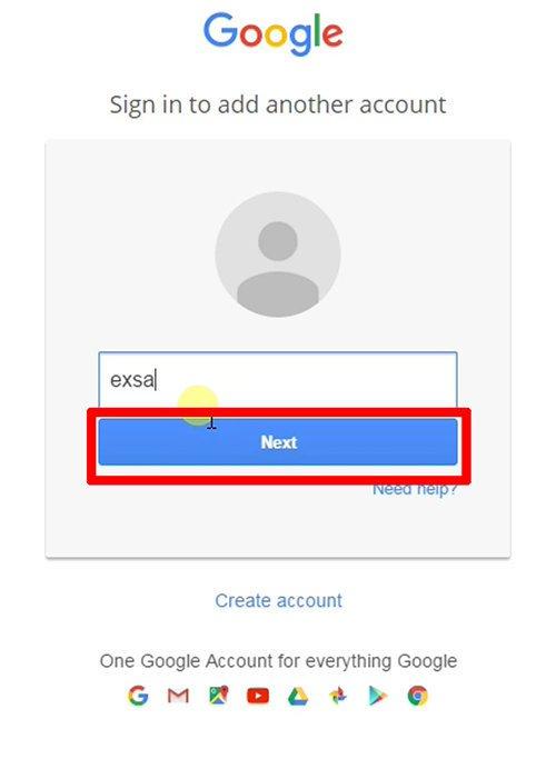 langkah ke enam cara print dari hp android dengan cloud print