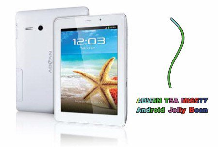Firmware Advan T5A MT6577 File Flashtool