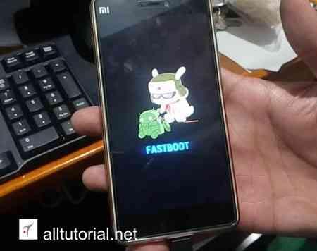 Langkah pertama Cara Flash Xiaomi Mi4i