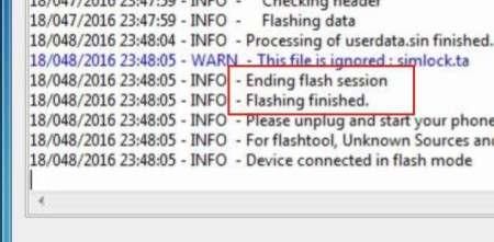 Cara Flash Sony Xperia V LT25i Sukses