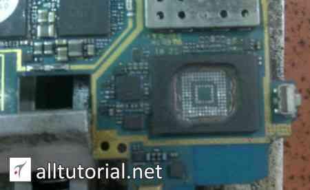 Setelah replace emmc, saatnya flash samsung galaxy Note N7000