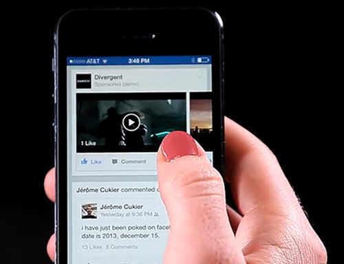 Cara Membuat Video di Facebook Tidak Terputar Secara Otomatis