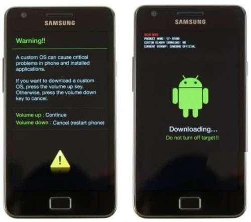 Cara Flash Samsung Galaxy Young 2 DUOS SM-G130H via Odin
