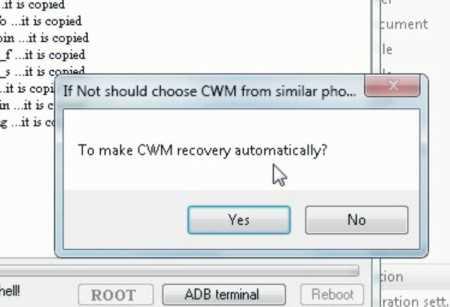 Langkah ketiga Cara Merubah File BIN Ke Scatter
