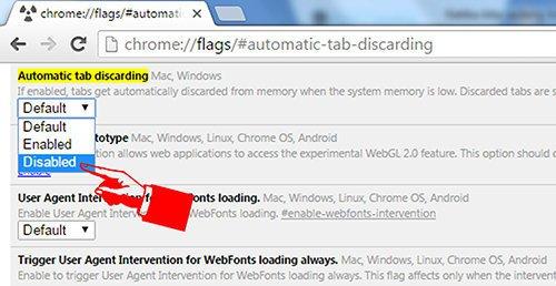 cara mencegah auto refresh halaman website di google chrome