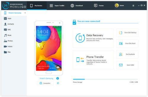 aplikasi Mobileshare WonderGo