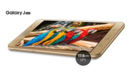 Harga dan Spesifikasi Samsung Galaxy J Max Terbaru