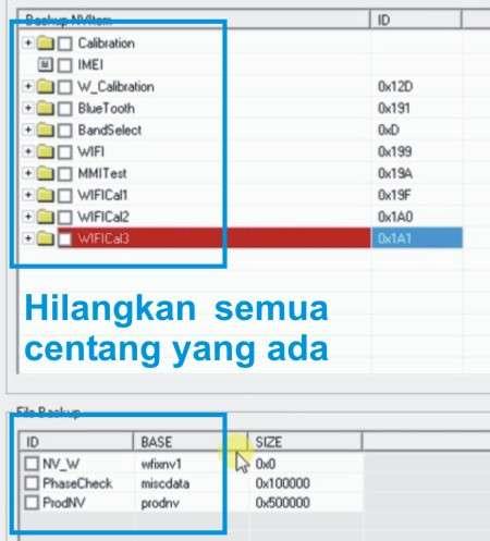 Tips jitu Cara Mengatasi IMEI Null Advan S4M