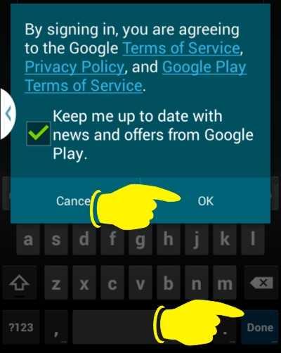Cara Menambah dan Menghapus Akun Google di Android