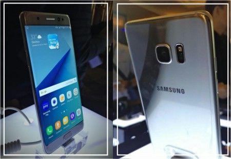Samsung Galaxy Note 7 Resmi Hadir di Indonesia
