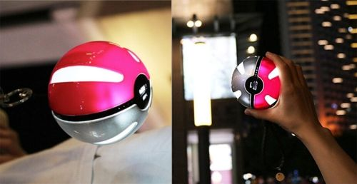 Pokeball, Power Bank Unik Bagi Pemburu Pokemon