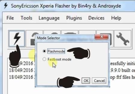 Firmware dan Cara Flash Sony Xperia X10 Mini Pro U20i