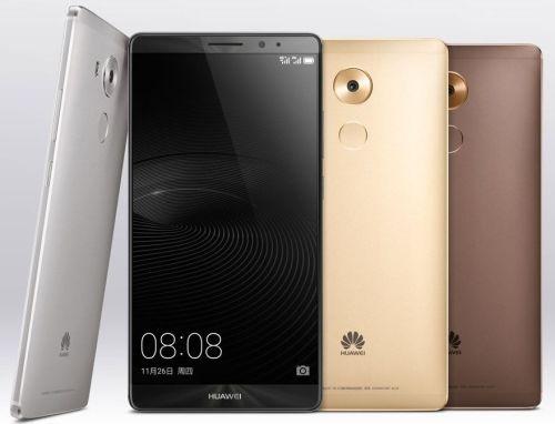 Spesifikasi Huawei Mate 9 Usung 6GB RAM dan Kamera 20 MP