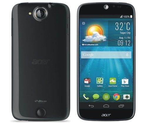 Firmware Acer Liquid Jade S55 Single dan Dual SIM Tested
