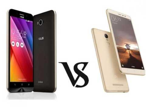Xiaomi Redmi Note 4 VS Asus Zenfone 3 Max
