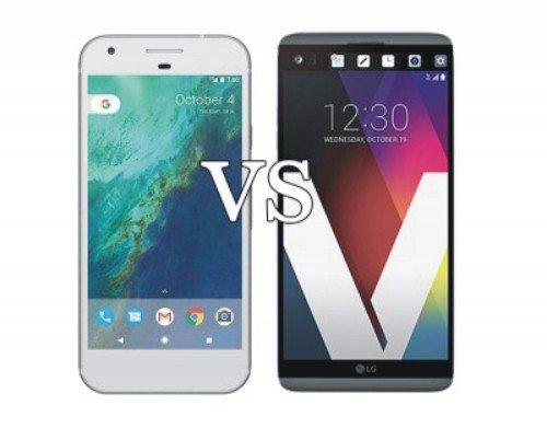 Google Pixel XL dan LG V20 Mana Yang Unggul?