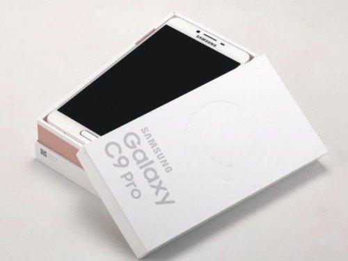 Spesifikasi dan Harga Samsung C9 Pro