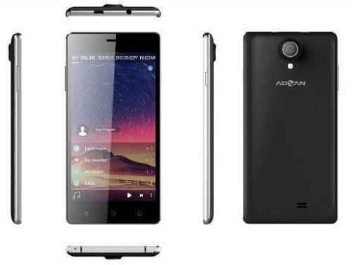 Spesifikasi Advan Vandroid B5, Smartphone 1 Jutaan Mengusung Ram 2GB