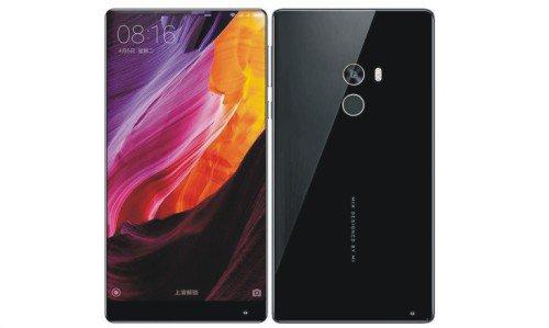 Harga dan Spesifikasi Xiaomi Mi Mix Nano