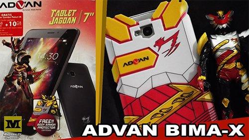 Harga dan Spesifikasi Advan Satria Heroes BIMA X