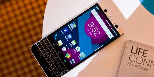 Spesifikasi dan Harga Blackberry Mercury