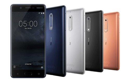 Spesifikasi dan Harga Nokia 5 2017 Serta Kekurangan Kelebihannya