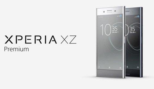 Spesifikasi dan Harga Sony Xperia XZ Premium