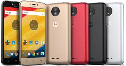 Spesifikasi dan Harga Motorola Moto C Plus 2017