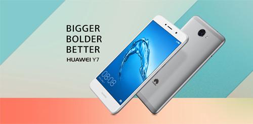 Spesifikasi dan Harga Huawei Y7