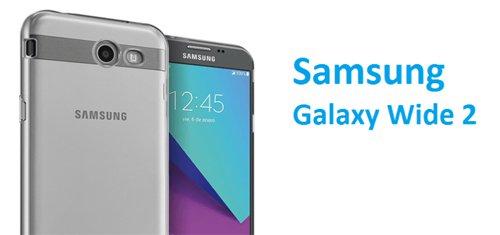 Spesifikasi dan Harga Samsung Galaxy Wide 2 2017