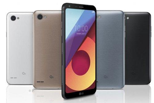 Spesifikasi dan Harga LG Q6 2017