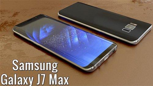 Spesifikasi dan Harga Samsung Galaxy On Max 2017