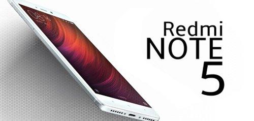 Spesifikasi dan Harga Xiaomi Redmi Note 5