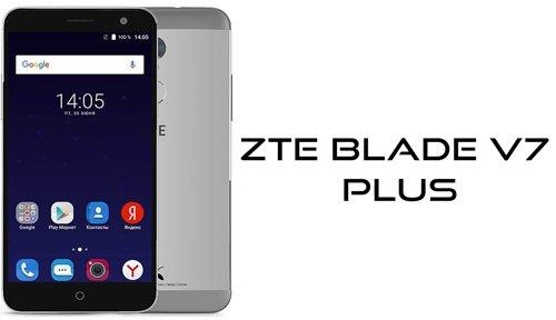 Spesifikasi dan Harga ZTE Blade V7 Plus