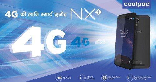 Spesifikasi dan Harga Coolpad NX1 serta Kelebihan Kekurangannya