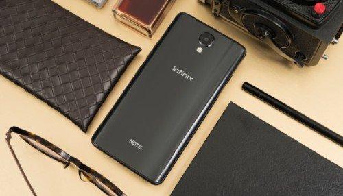 Spesifikasi dan Harga Infinix Note 4 Pro Serta Kekurangan Kelebihannya
