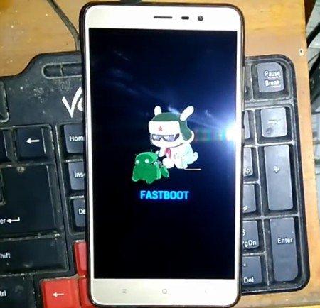 Cara Mengetahui Tipe Xiaomi via Fastboot